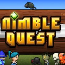 Nimble Quest dvd cover