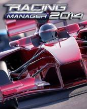 Racing Manager 2014 dvd cover