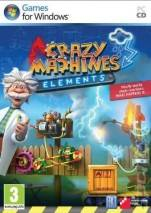 Crazy Machines: Elements dvd cover