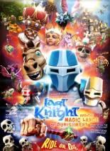 Last Knight poster