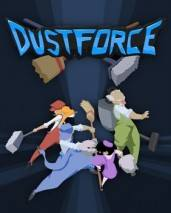 Dustforce dvd cover