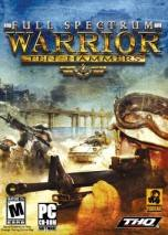 Full Spectrum Warrior: Ten Hammers dvd cover