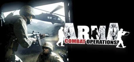 ARMA: Combat Operations dvd cover