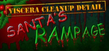 Viscera Cleanup Detail: Santa's Rampage dvd cover