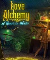 Love Alchemy: A Heart In Winter Cover