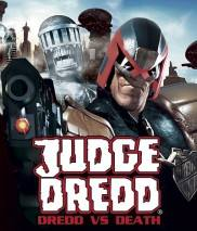 Judge Dredd: Dredd vs. Death dvd cover