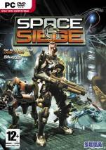 Space Siege dvd cover