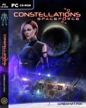 Spaceforce Constellations dvd cover