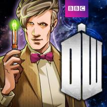 Doctor Who: Legacy dvd cover