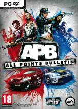 APB Reloaded dvd cover