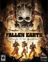Fallen Earth dvd cover
