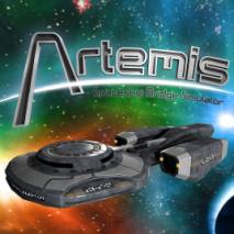 Artemis Spaceship Bridge Simulator dvd cover