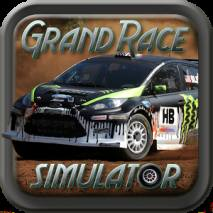 Grand Race Simulator 3D dvd cover