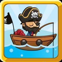 Pirate (The Treasure Hunter) dvd cover