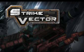 Strike Vector dvd cover