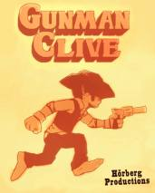 Gunman Clive dvd cover