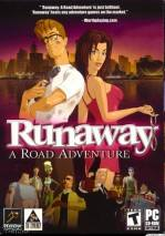 Runaway, A Road Adventure dvd cover