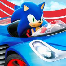 Sonic Racing Transformed dvd cover