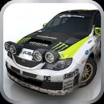 Rally Race 3D : Africa 4x4 dvd cover