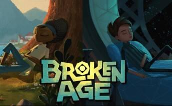 Broken Age poster