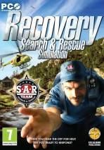 Recovery Search & Rescue Simulation dvd cover