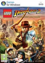 LEGO® Indiana Jones™ 2: The Adventure Continues dvd cover