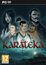 Karateka dvd cover
