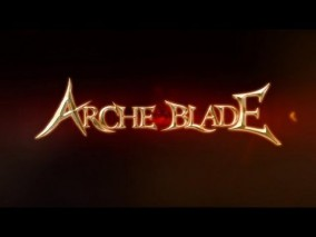 ArcheBlade dvd cover