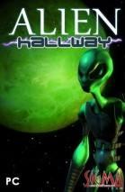 Alien Hallway dvd cover