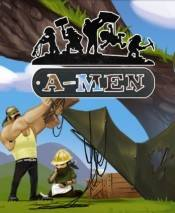 A-Men dvd cover