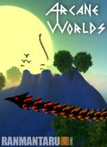 Arcane Worlds dvd cover