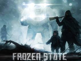 Frozen State dvd cover
