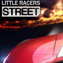Little Racers STREET dvd cover