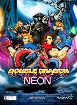 Double Dragon: Neon poster
