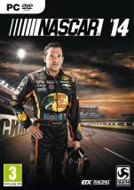 NASCAR '14 dvd cover