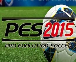 Pro Evolution Soccer 2015 dvd cover