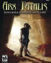 Arx Fatalis dvd cover