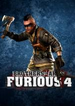 Brothers in Arms: Furious 4 poster