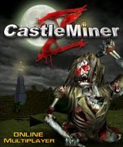 CastleMiner Z dvd cover