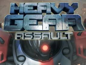 Heavy Gear Assault poster