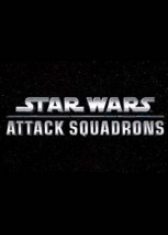 Star Wars: Attack Squadrons dvd cover