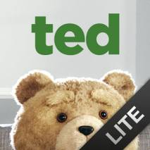 Talking Ted LITE dvd cover