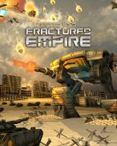 Exodus Wars: Fractured Empire dvd cover