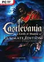 Castlevania: Lords of Shadow dvd cover