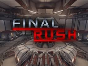 Final Rush Cover