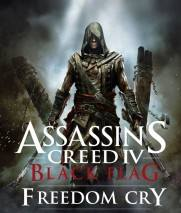 Assassin's Creed IV: Black Flag - Freedom Cry Cover
