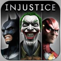 Injustice: Gods Among Us dvd cover