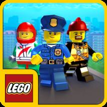 LEGO® City My City dvd cover