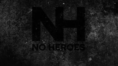 No Heroes dvd cover