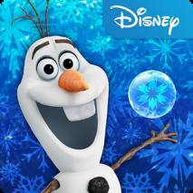 Frozen Free Fall dvd cover